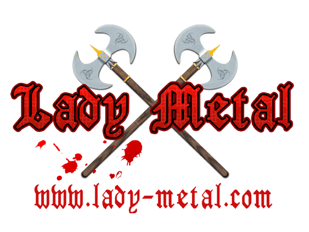 Bandlogo Lady Metal